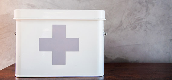 Apotheke im MediCo | Hausapotheke