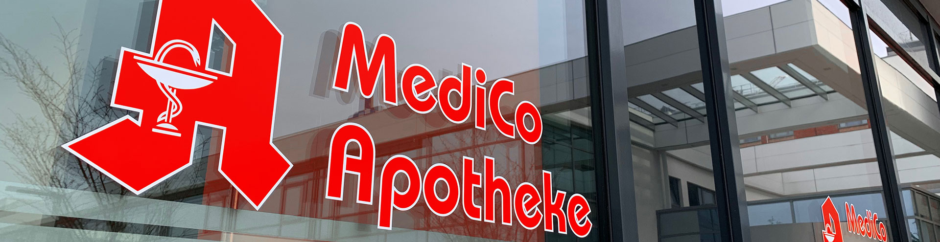 Apotheke im MediCo